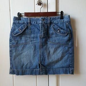 Tommy Jean Mini Skirt